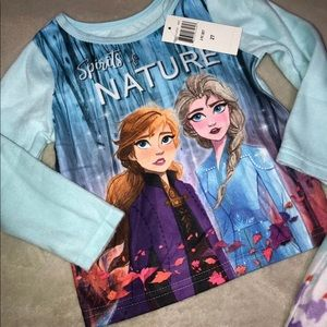 2T Frozen Two Pajama Set ✨
